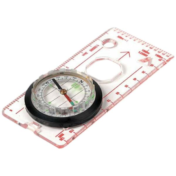 Highlander Outdoor Camping Deluxe Map Compass COM006