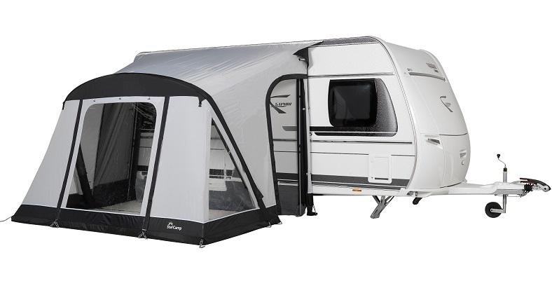 Starcamp Dorema Quick and Easy 325 Caravan AIR Inflatable Porch Awning