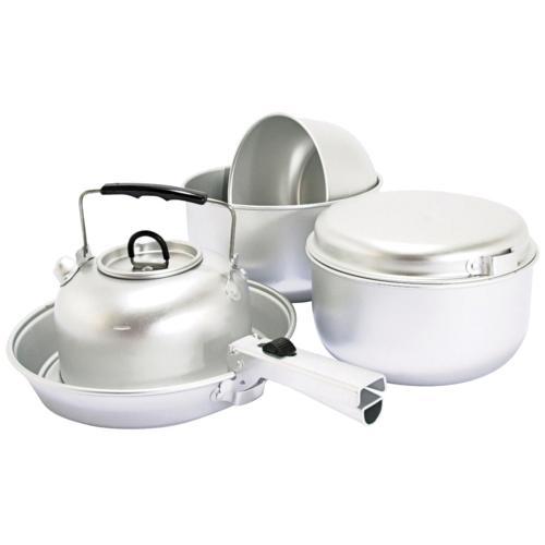 Super chef alum cookset hi gear camping equipment - Super chef 2000 ...