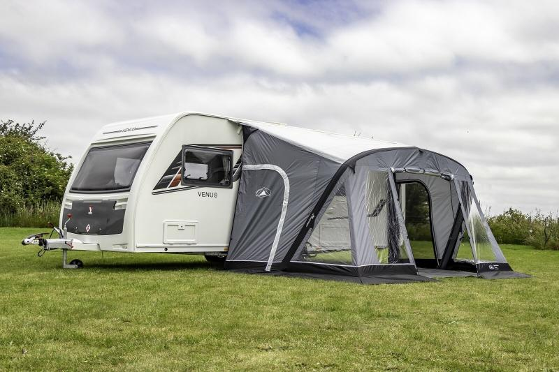 Sunncamp Swift 390 SC Air Inflatable Caravan Porch Awning ...