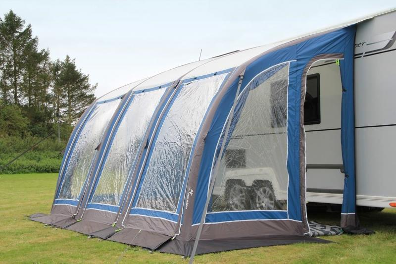 Sunncamp Ultima Air Light 390 Easy Pitch Inflatable Caravan Awning