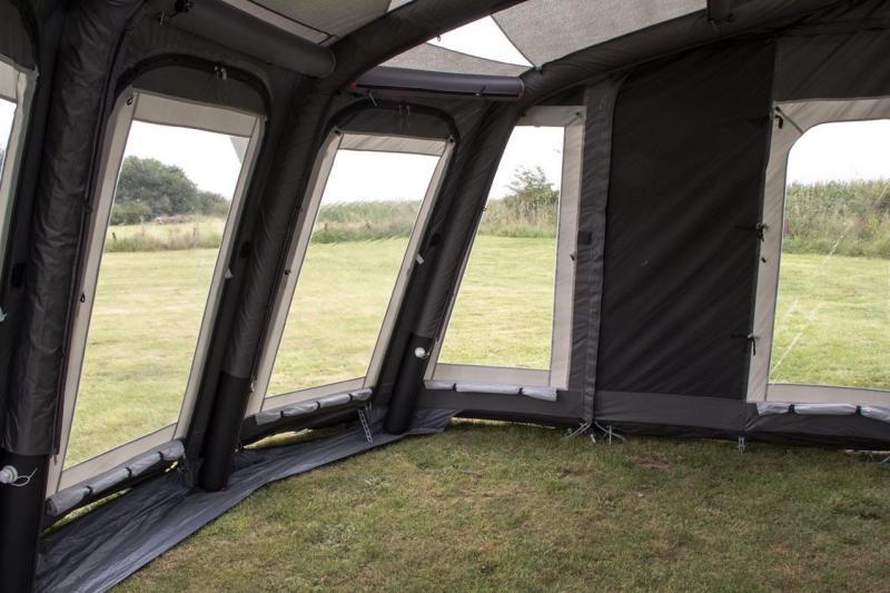 Sunncamp Inceptor Air Plus 330 Inflatable Caravan Awning Camping