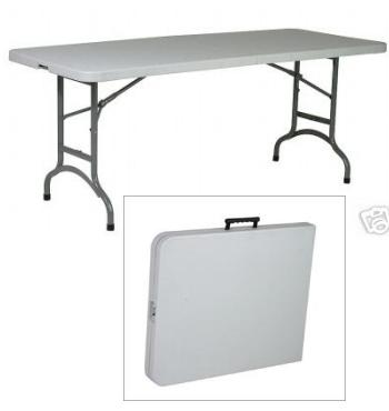 Trestle Table 6ft Centre Folding Camping Equipment Online