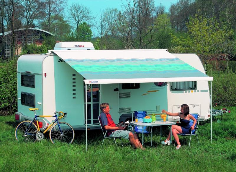 Omnistor 6002 Caravan Motorhome Awning Camping Equipment