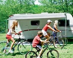 Fiamma Caravan awnings, Campervan and Motorhome awnings