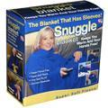 Snuggle Blanket with Sleeves