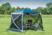 Quest Elite 4 Person Instant Spring-Up Screen House