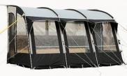 Royal Wessex 390 Lightweight 4000mm Awning | Black/Silver