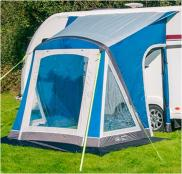 Sunncamp Dash AIR 260 inflatable caravan porch awning