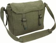 Highlander OLIVE Army Military Webbing Haversack Messenger Bag