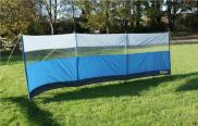 Leisurewize Polyester WindBreak Wind Screen Blue