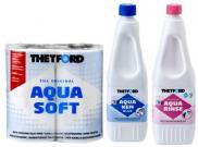 Thetford Triple Pack of Portable Toilet Chemicals