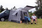 Outdoor Revolution Cayman Outhouse Handi XL Mid Top Drive Away Campervan Awning