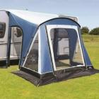Sunncamp Swift 260 Deluxe Caravan Porch Awning BLUE