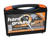Blue Diamond Hard Ground Pro Pegs 20's With Free Case
