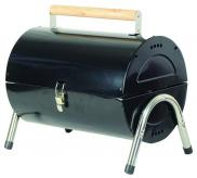 Redwood Portable Barrel Charcoal Barbeque
