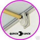 Dorema Quick Lock Pads Awning Pack of 3