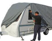 Breathable Caravan Covers