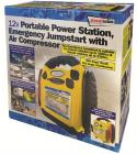 900 Amp Emergency Jump Start with Air Compressor