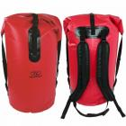 Highlander Troon 70L Waterproof Dry Bag Rucksack Duffle Heavy Duty RED