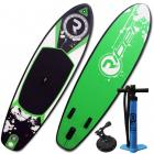 Riber Deluxe 295 iSUP Inflatable Paddleboard Green