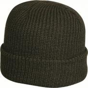 Highlander Tactical Acrylic Warm Beanie Watch Hat Black