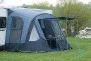 Quest Westfield Travel Smart Dorado 350 air awning