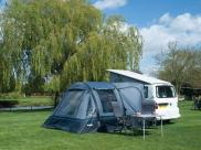 Quest Westfield Travel Smart Hydra 300 Motorhome AIR Awning (High Top)