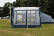 Outdoor Revolution Comp 260 Poled Caravan Porch Awning New For 2018