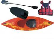 Riber One Man Kayak Starter Pack