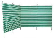 Blue Diamond Windbreak 5 pole Canvas green