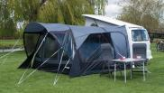 Quest Westfield Performance Aquila 320 low top Motorhome Air Awning