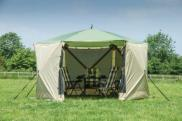 Gazebos screen houses and shelters
