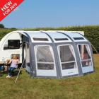 Outdoor Revoltion Esprit 360 Pro S  AIR Inflatable Caravan Porch Awning (2019) ORBK3400