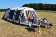 Outdoor Revolution Airedale 5.0S AIR Inflatable 5-6 Berth Tent 2019