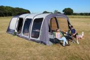 Outdoor Revolution Airedale 6.0S AIR Inflateable 6 Berth Family Tent (2019)