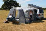Outdoor Revolution Cayman Deltair AIR Inflatable Drive Away Campervan Awning 2019