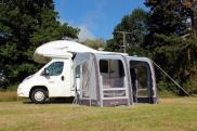 Outdoor Revolution Elise 260 AIR Caravan Motorhome Porch Awning