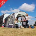 Outdoor Revolution Movelite T1 Tail Low-Midline Drive Away AIR Campervan T4, T5 Awning 2019