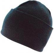 Highlander Deluxe Watch Hat Knit Cold Beanie Hat Dark Blue HAT054-Blue