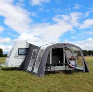 Outdoor Revolution Europa 380 Pro Climate Air Awning